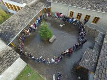 photo drone all students